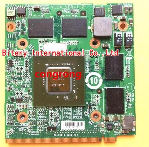 For Acer Aspire 6930 5530G 7730G 5930G 5720G Laptop Graphics Video Card For NVidia GeForce 9600M GT GDDR3 512MB MXM G96-630-A1