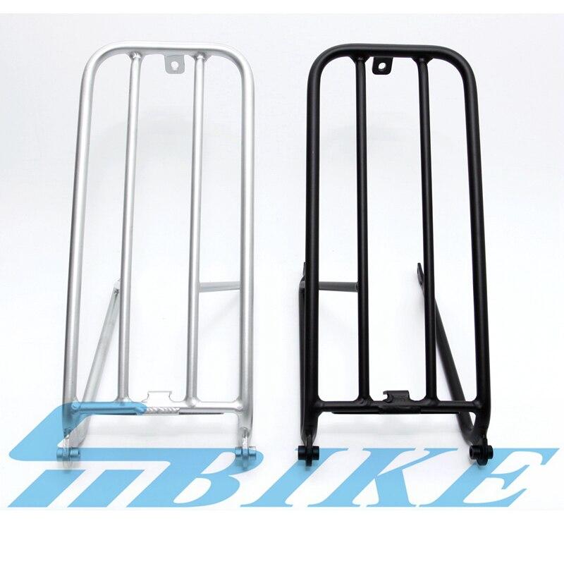 Support de vélo Standard pour Brompton pliant vélo aluminium facile roue Rack Mini vélo accessoires de vélo supports 300g