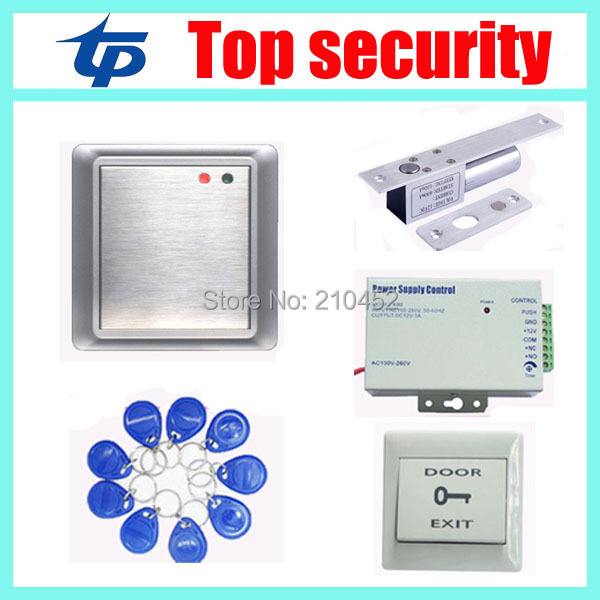 Waterproof standalone RFID card access control system standalone access control door control panel metal rfid em card reader ip68 waterproof metal standalone door lock access control system with keypad 2000 card users capacity