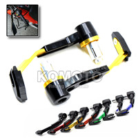 7/8''22mm Handlebar Brake Clutch Protect Motorcycle Lever Guard Proguard For Aprilia rs125 125 50 sr50 rs250 RSV4 RR RF