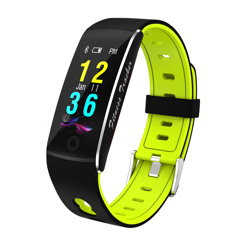 F10 Smart Intelligent Bracelet montre hommes coloré écran numérique Fitness montres homme Bracelet étanche montre Sportwatch
