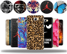 Russian Only Case For Huawei Honor 5A Case 5.0 inch Cute Cartoon Thin Soft TPU Silicon Honor 5A LYO-L21 U29 hone Cases Cover