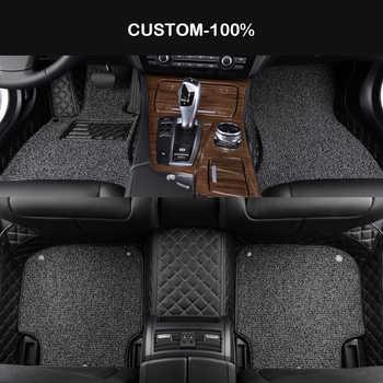HLFNTF Car floor Mats for Mercedes Benz GL X164 X166 GLS class GL350 GL450 GL550 GLS350 GLS350 GLS450 GLS500 GLS550 auto mat - DISCOUNT ITEM  50% OFF All Category