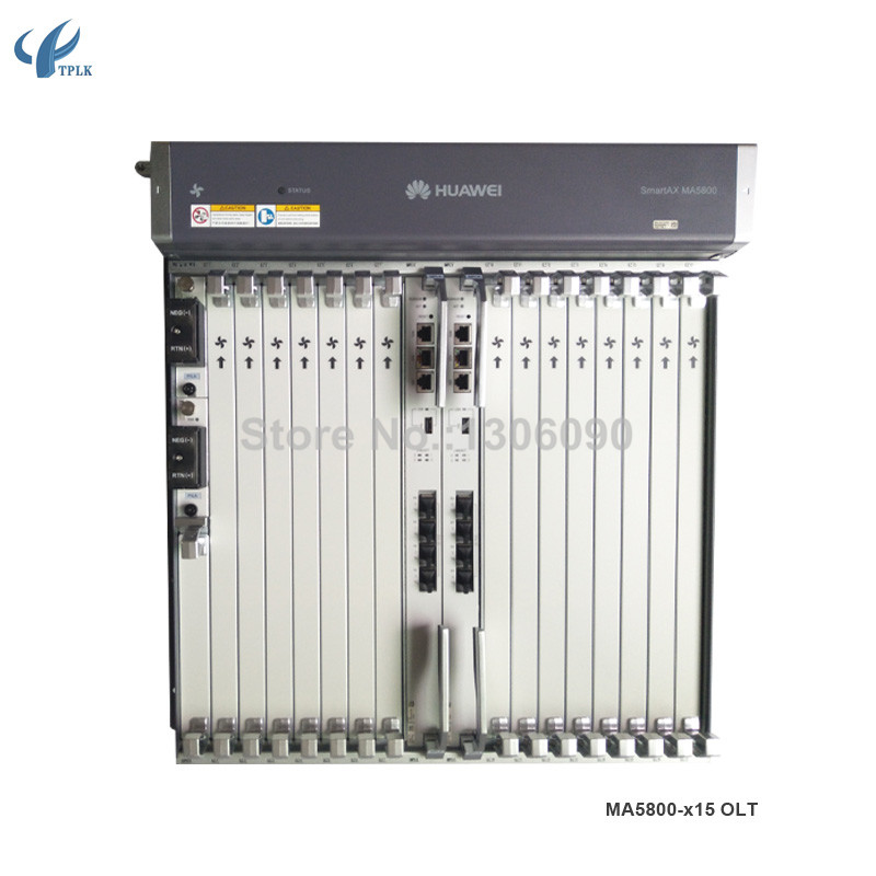 Telecom Parts Cellphones & Telecommunications Sfp Sophisticated Technologies Hua Wei Olt Smartax Ma5800-x7 Included 2*pila And 2*mpla And 2*16 Ports Boards Gphf With 16 C