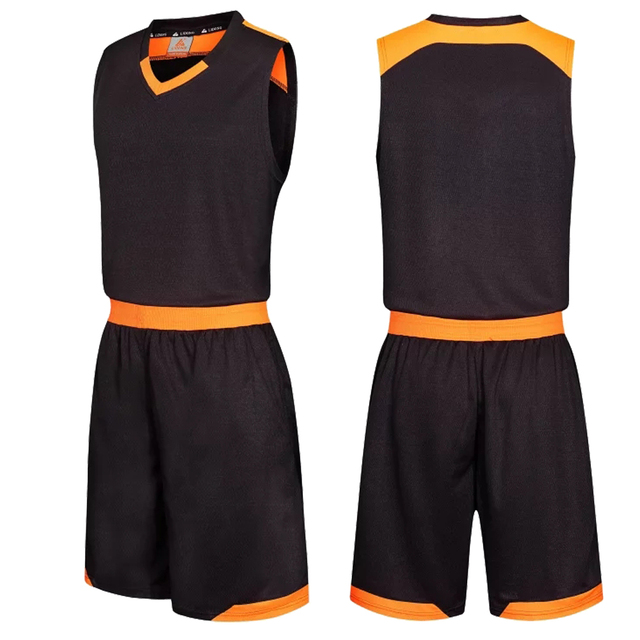 26ad5e2ea Youth Basketball Uniforms Set Mens Sports Suits Breathable Custom Mens  Cheap college training Basketball Jerseys 2018 New