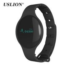 USLION H8 Bluetooth 4.0 Спорт Smart Watch Браслет Сна Tracker Здоровье Smartband Браслет Анти-потеряны Для Android iPhone