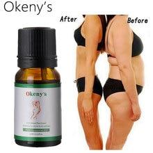 Natural Slimming Losing font b Weight b font Essential Oils Thin Leg Waist Fat Burning Pills