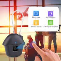 Smart Padlock Fingerprint Smart Padlock Security Lock Travel Keyless Anti-Theft Universal ID Fingerprint Padlock Portable