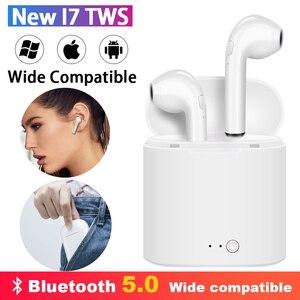 i7s Tws Wireless Headphones Bl