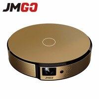 JMGO E8, Máy Chiếu HD, 750 ANSI Lumens Thông Minh Máy Chiếu, được xây dựng trong Android, WIFI, Bluetooth Speaker. HDMI, USB, hỗ trợ 1080 P LED TV