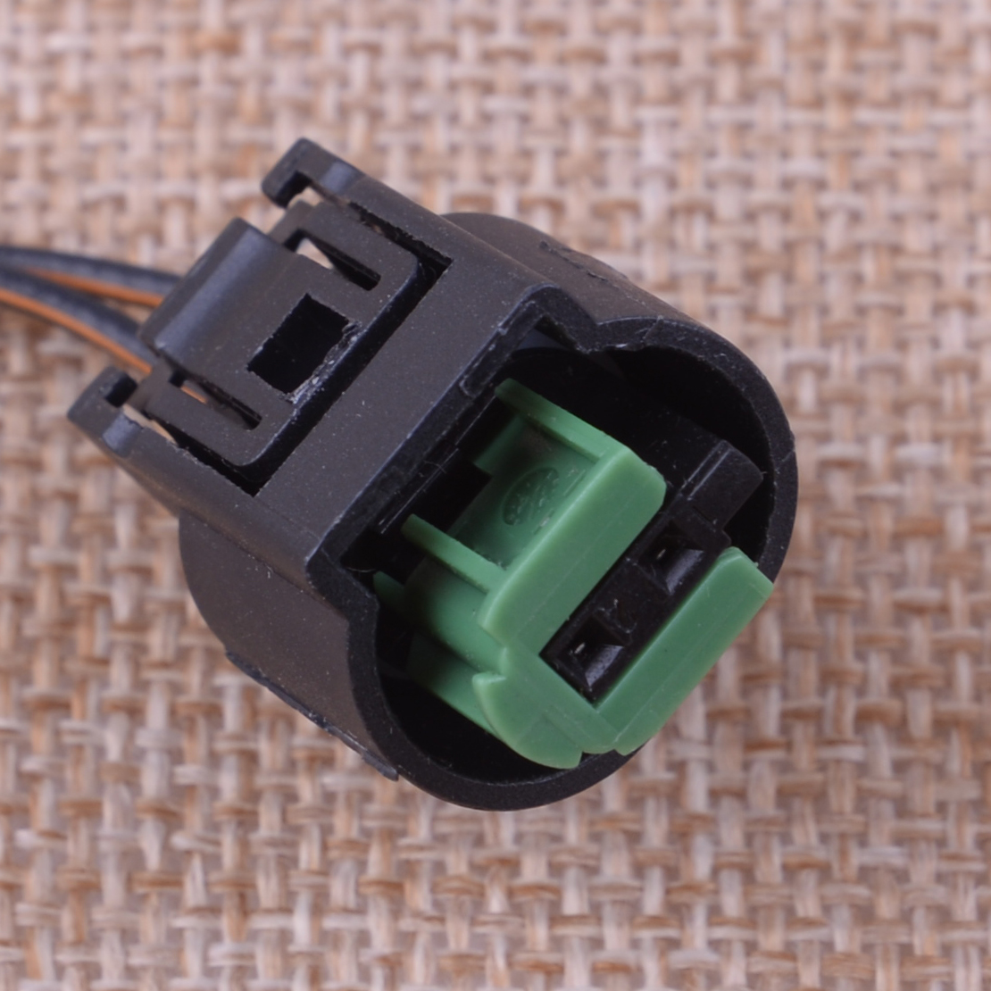 Black Outside Ambient Air Temperature Sensor Pigtail Fit For BMW 1 6 7 Series E39  65816905133