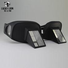 1fbdff27a4 Divertido perezoso periscopio Horizontal acostada leyendo TV sentarse vista  gafas en cama por cama prisma gafas el perezoso gafa.
