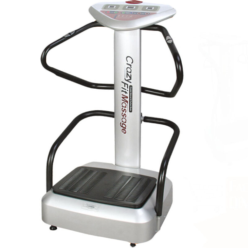 vibration machine exercises for weight loss