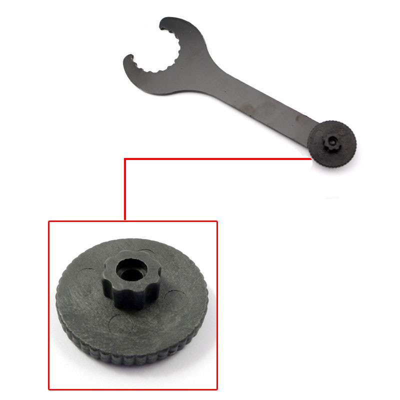 Crank Bottom Bracket Plug Arm Installation Tool For Shimano HollowTech 2 17June15
