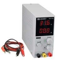LW-K3010D DC Power Supply Adjustable Digital Lithium Battery Charging 30V 10A Voltage Regulators Switch Laboratory Power Supply