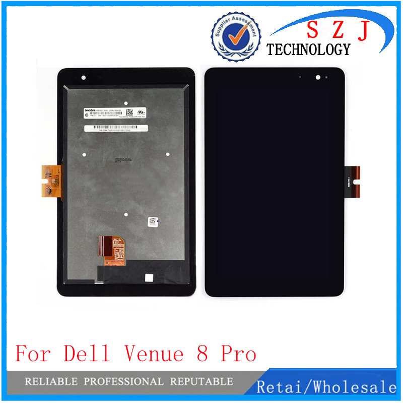 New 8'' inch TOM80H12 V1.0 For Dell Venue 8 pro T01D001 T01D 5468W FPC-1 Touch Screen Panel Digitizer Glass LCD Display Assembly g star raw g star raw d01130 7132 6221