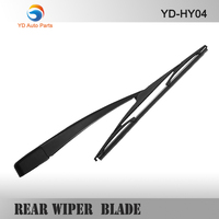 YD Auto Wipers HYUNDAI I30 Rear Wiper Arm With Blade Set Brand Blades Of 12inch