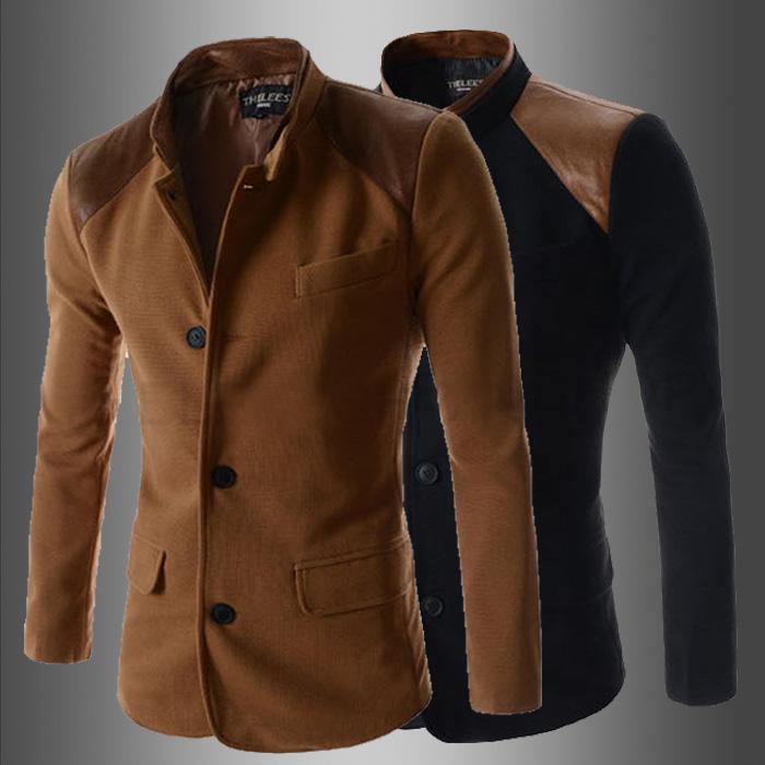 19614e574a7 Blazers Real Regular Acetate Cotton Polyester Silk Full Jacket 2015 ...