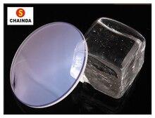 Envío Gratis 1 unids 2.0mm Cóncavo Luz Azul Cristal Mineral de 27mm a 38.5mm para la Reparación Del Reloj