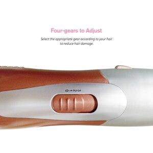 Image 5 - TINTON yaşam profesyonel saç kurutma makinesi tarak 2 in 1 çok fonksiyonlu şekillendirici alet takımı saç kurutma makinesi