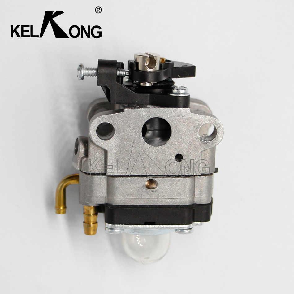 KELKONG GT22 GX22 GX31 4 Stroke Carburetor For Mantis Tiller Honda 4 Cycle  Engine Fg100 Trimmer Cutter With Repair Kits