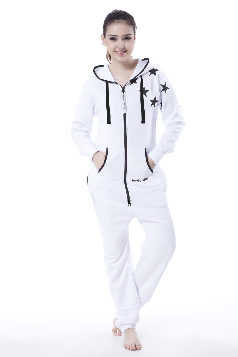 5b2d00da5793 Buy jumpsuit nordic way and get free shipping on AliExpress.com