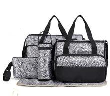 Mummy maternity baby nurse shoulder nappy bags diaper handbag tote organizer bag travel storage bag bolsas de bebe maternidade