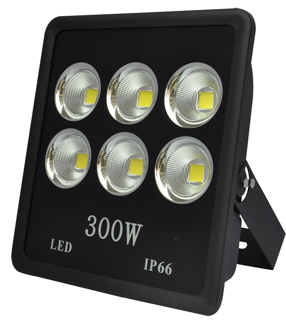 Buy dhl freeshipping led floodlight cob for Projecteur exterieur 500 watts