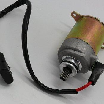 GY6 125cc 150cc 12 v rozrusznik elektryczny układ silnikowy dla skuter ATV gokart tanie i dobre opinie CN (pochodzenie)