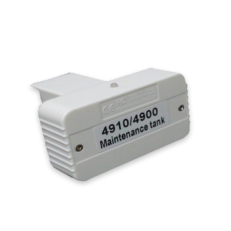 Maintenance Tank Chip Resetter For Epson Stylus Pro 4900 4910 Printer Waste Tank Chip Resetter 100pcs lot printable pvc blank white card no chip for epson canon inkjet printer suitbale portrait member pos system