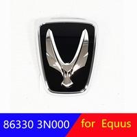 86330-3n000 para hyundai equus 2009-2013 emblema logotipo emblema tronco traseiro tampa logotipo emblema 863303n000