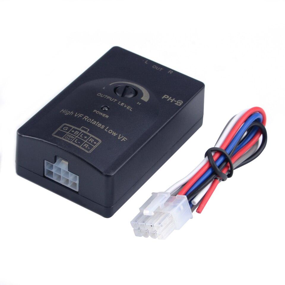 Online Shop CITALL Professional 0.2 -2V Car Audio RCA ... on speaker level control, speaker level mixer, digital audio converter, speaker level amplifier, speaker level to line,