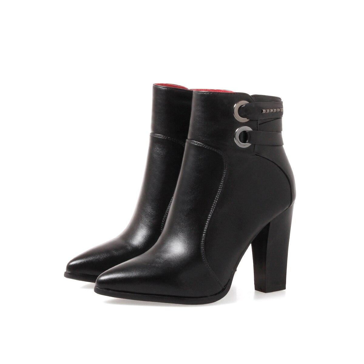 Automne Assurance Bottes Noir Européenne Semelles Anti Qzyerai Femmes Nouvelles De Qualité slip Chaussures La Hiver vert Mode wPRIC
