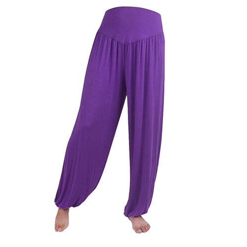 estilo bohemio estampados para pilates anchos yoga playa LATH.PIN Pantalones Harem para mujer danza tallas fuertes /étnicos pantalones de turca