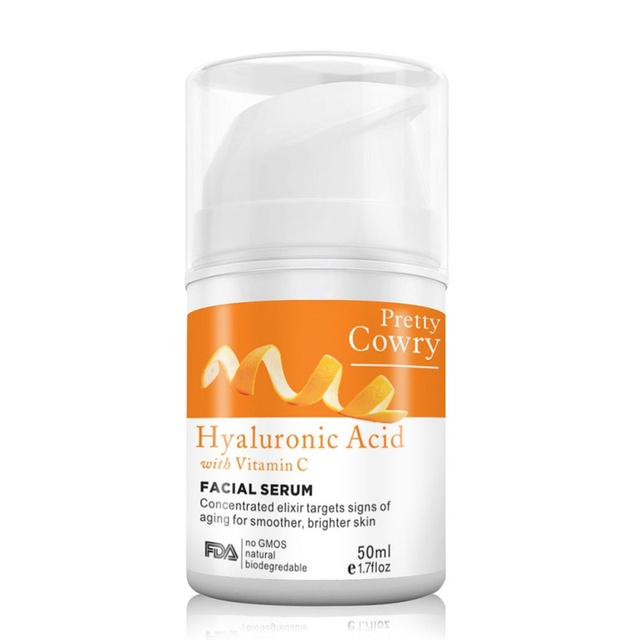 Витамин С оранжевый антивозрастной осенне-зимний крем растительный экстракт жидкость с гиалуроновой кислотой отбеливание пятна сыворотки