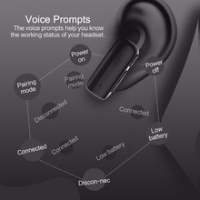 ROCK D200 Mono Series Bluetooth Earphone