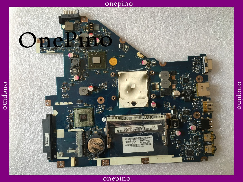 MBR4602001 fit for Acer aspire 5552G NV50A laptop motherboard LA-6552P fully tested working nokotion for acer aspire 5552 5552g laptop motherboard la 6552p mbr4602001 mb r4602 001 ddr3 socket s1 with free cpu