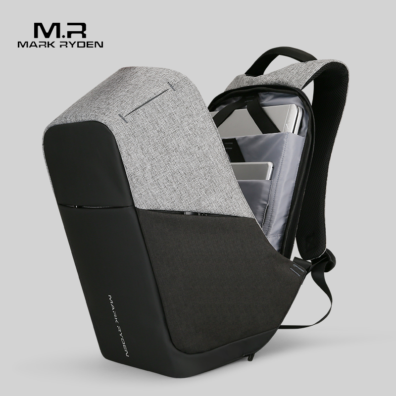 Mark Ryden Multifunction USB charging Men 15inch Laptop Backpacks For Teenager Fashion Male Mochila Travel backpack anti thief call of duty advanced warfare army