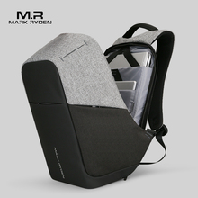 Mark Ryden Multifunction USB charging Men 15inch Laptop Backpacks For Teenager Fashion