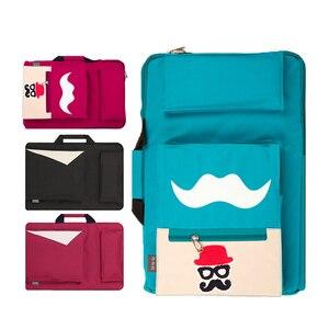 Image 2 - Bolsa de arte para niños de 8K, conjunto de pintura para tablero de dibujo A3, bolsa de dibujo de viaje para pintura en lienzo, suministros de arte para niños, mochila de artista