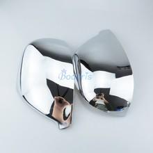 Accessories For Volkswagen VW Amarok Door Mirror Cover Overlay Frame Panel Rearview Trim R