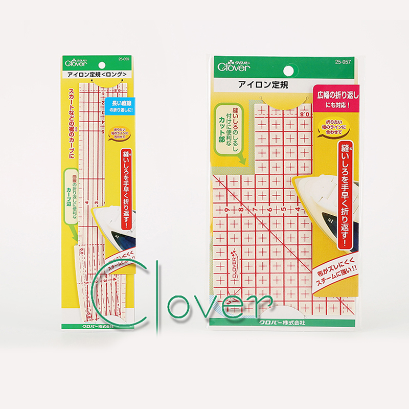 Clover Iron ruler japan import