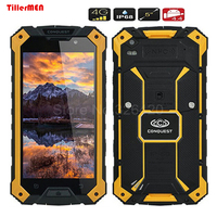 GIFTS 32GB Original Conquest S6 3G RAM 32G IP68 Waterproof Phone 4G FDD LTE MTK8752 5