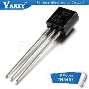 Image 2 - 10 Uds. 2N5457 TO 92 5457 TO92 Transistor