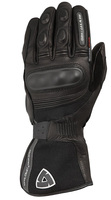REVIT Waterproof Winte Black Gloves Motorcycle Ride Men's Leather Gloves
