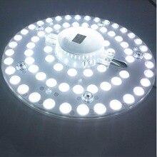 12 Вт 18 Вт 24 Вт 36 Вт Светодиодная панель светильник 5730SMD поверхностного монтажа светодиодные светильники теплый белый Природа белый чистый белый светильник AC165-265V