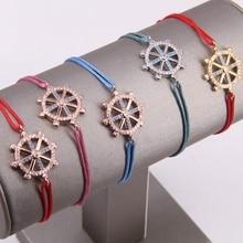 Hemistone Thomas Hope Tree Colour Zircon Textile Bracelets in Little Secrets Collection Adjustable Length TS my  BX1