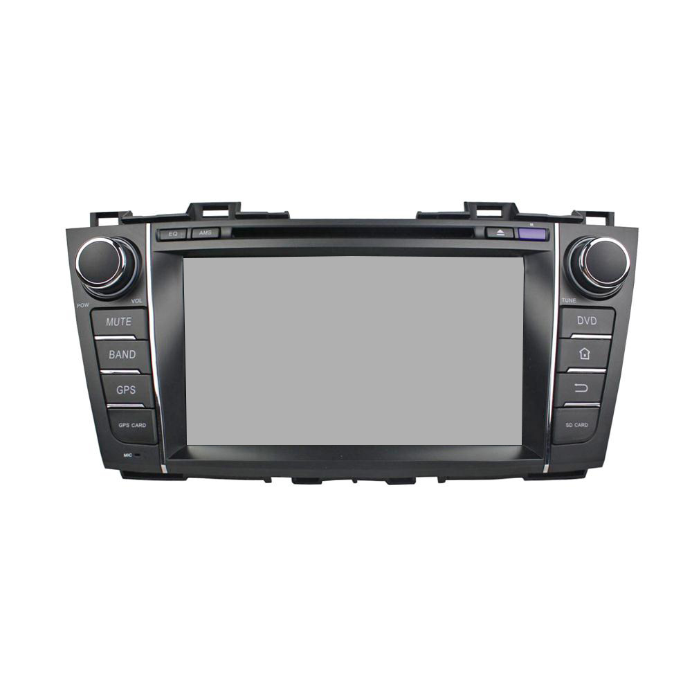 Android 8.0 octa core 4GB RAM car dvd player for Mazda 5 Premacy 2009 2012 ips touch screen head units tape recorder radio