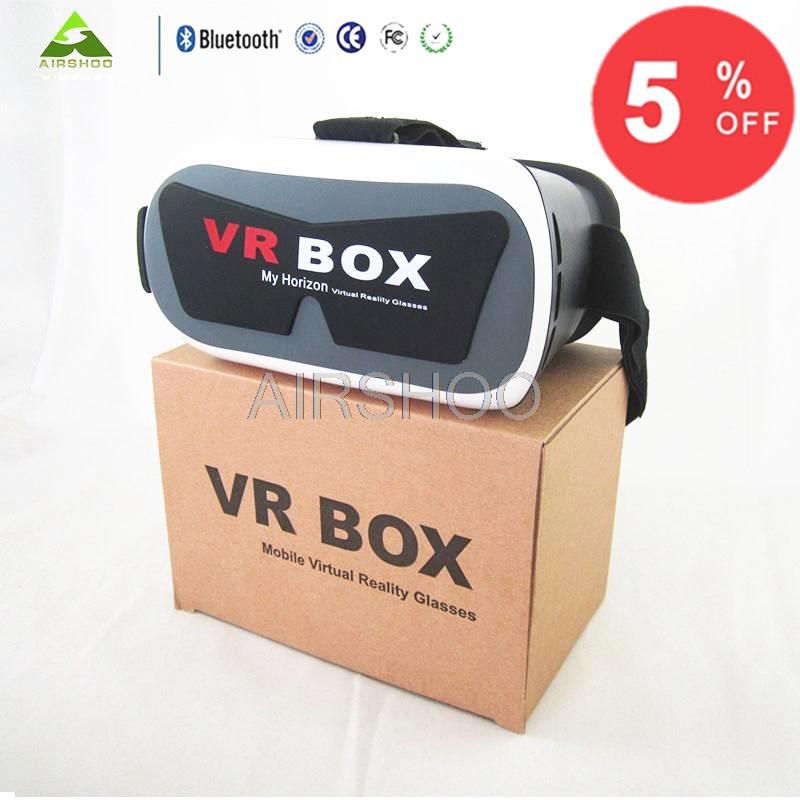 <font><b>2016</b></font> <font><b>Professional</b></font> Exclusive My Horizon <font><b>VR</b></font> <font><b>BOX</b></font> <font><b>II</b></font> <font><b>2</b></font> 3D Glasses Upgraded Version Virtual Reality 3D Video Glasses