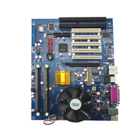eip KH 945 with CPU: Pentium 4 2.8GHz+FAN+SHIELD Intel LGA775 ATX motherboard (up to 4GB)